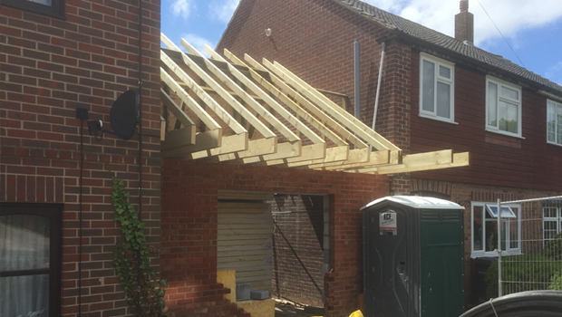 Garage Conversion Eastleigh